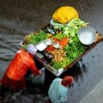 Flash Floods Hit Hyderabad, Claiming More Than 70 Lives