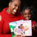 Teacher and Toddler Daughter Create Book Series Highlighting HBCU's, Illness and Family