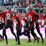Ryan leads Falcons past the Jets 27-20  Wembley Stadium – London October 10, 2021